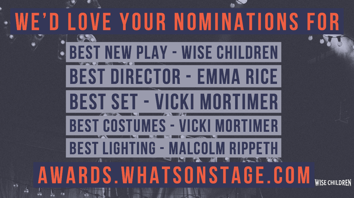 WhatsOnStage Awards – we need your help!